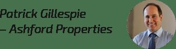 Patrick Gillespie Ashford Properties